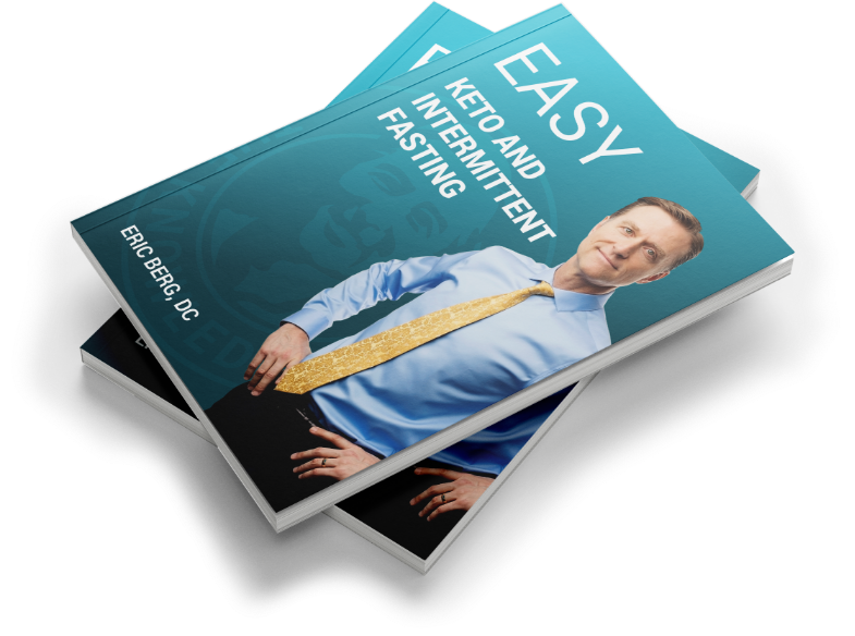 Easy keto and intermittent fasting ebook
