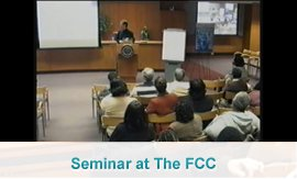 Seminar at the FCC